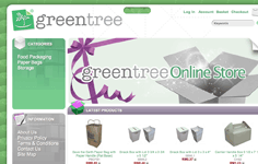 Green Tree Online Store