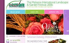 Malaysia International Landscape and Garden Festival 2006